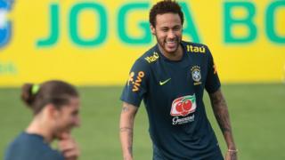 Football, Neymar, Bresil, Copa america