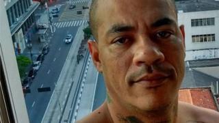 Undated picture showing Ricardo Oliveira Galvão Pinheiro