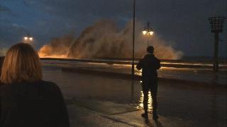 Waves in Hornsea
