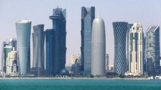 Gwamnatin ƙasar Qatar dai ta yi watsi da kalaman tana cewa na bogi ne