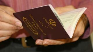 گذرنامه ایران