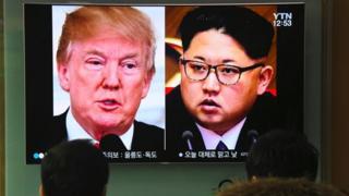 トランプ大統領と金委員長との間の首脳会談について、北朝鮮からの公式なコメントはいまだ出ていない