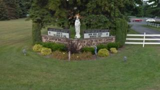 Our Lady of Mount Carmel church in Temperance, Michigan