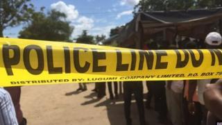 Polisi wachunguza mlipuko wa Jumba la IMMMA mjini Dar es Salaam