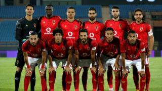 صورة للاعبي الأهلي