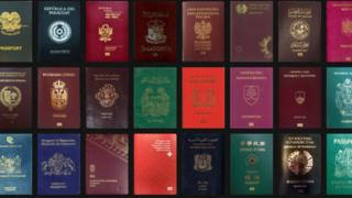 Different passport for di world