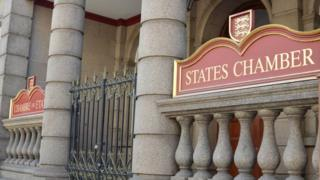 States Chamber exterior
