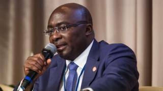Picture of Vice President for Ghana, Alhaji Dr Alhaji Dr. Mahamudu Bawumia