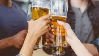 Наздрављање пивом
