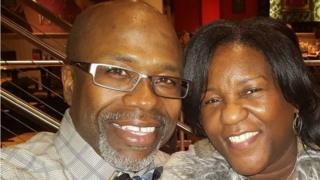 Keith Smith and Jacquelyn Smith