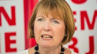 النائبة السابقة لزعيم حزب العمال البريطاني هاريت هارمان