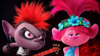 in_pictures Trolls World Tour