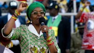 Mme Mugabe a obtenu un doctorat quelques mois seulement après son inscription à l'Université du Zimbabwe.
