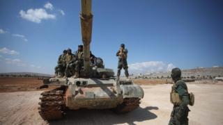 مرز ترکیه سوریه