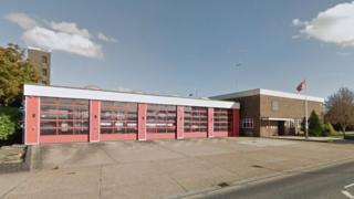 Southend Fire Station