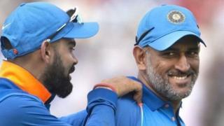 भारतीय टीम, धोनी और कोहली