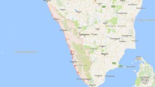 Intara ya Kerala mu bumanuko bw'Ubihindi