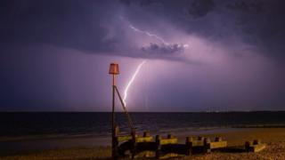 Channel lightning