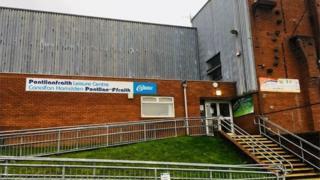 Pontllanfraith Leisure Centre