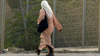 Temsili müslüman kız