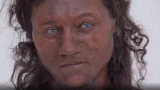 Чеддарскому человеку около 10 тысяч лет