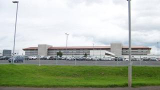 Crosshouse Hospital, Kilmarnock