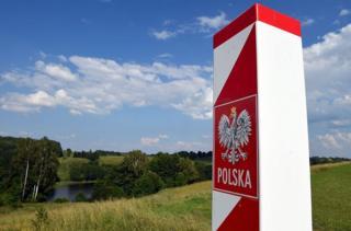 Польща кордон