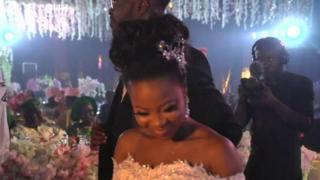 Bride in Nigeria