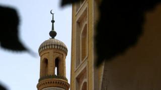 تبدیل مساجد مسلمانان چین به ویرانه به نام مبارزه با افراطگرایی