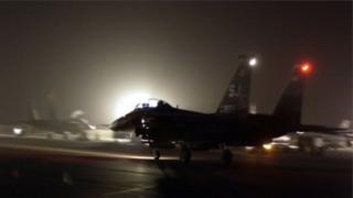 طائرات أمريكية عسكرية