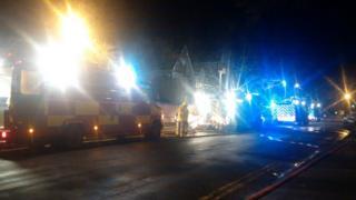 Banbury Road fire