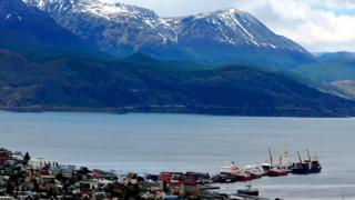 Аргентинскую Ушуаю считают самым южным городом мира