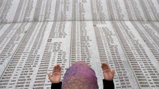 Srebrenitsa'da öldürülenler