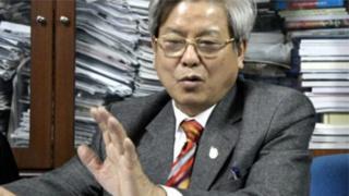 Ông Kim Quốc Hoa