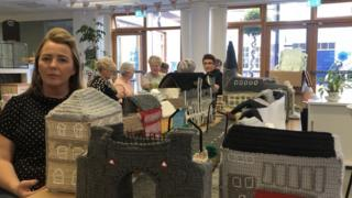 Londonderry: Council plans to save crochet city