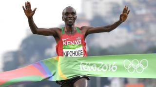 Eliud Kipchoge, Rio 2016