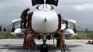 एसयू-24 लड़ाकू विमान