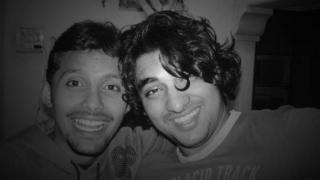 File photo of Keenan Santos and Reuben Fernandez