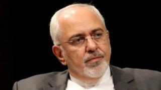Iranian Foreign Minister Mohammad Javad Zarif, September 27, 2017