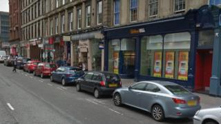 William Hill Bookmakers in Sauchiehall Street