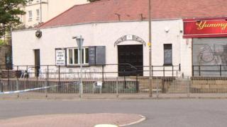 Edinburgh City Football Club's social club