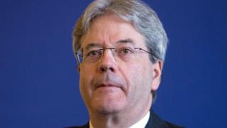 Paolo Gentiloni - March photo