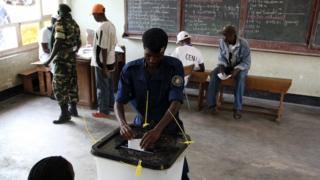 Le Burundi dépendait en grande partie de ses partenaires pour le financement des élections.