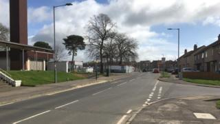 Whatriggs Road, Kilmarnock