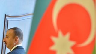 Ильхам Алиев, президент Азербайджана