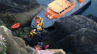 RNLI/Douglas Coastguard
