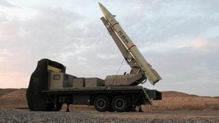 موشک ذوالفقار (عکس آرشیوی)
