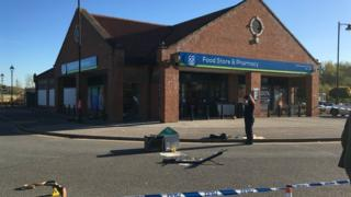 Co-op in Witham St Hughs