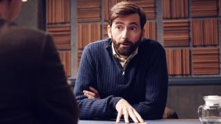 David Tennant in Criminal