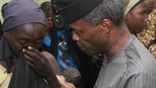 Nigeria Vice President Yemi Osinbajo